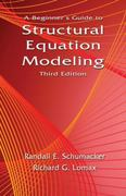 A Beginner's Guide to Structural Equation Modeling 3rd edition 9781841698915 1841698911