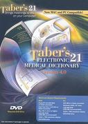 Taber's DVD-ROM Electronic Medical Dictionary v. 4.0 1st edition 9780803619456 0803619456