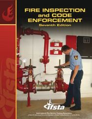 Fire Inspection and Code Enforcement 7th Edition 9780879393489 0879393483