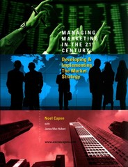 Managing Marketing in the 21st Century 0 9780979734403 0979734401