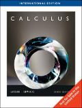 Calculus International Edition