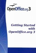 Getting Started with Open Office . Org 3. 0 0 9781440451751 1440451753
