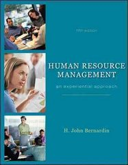 Human Resource Management with Premium Content Code Card 5th edition 9780077312404 0077312406