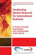 Conducting Market Research for International Business 0 9781606490259 1606490257