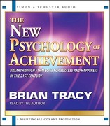 The New Psychology of Achievement 0 9780743583442 0743583442