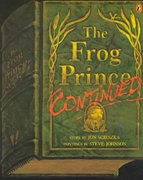 The Frog Prince, Continued 1st Edition 9780140542851 014054285X