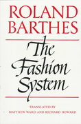 The Fashion System 0 9780520071773 0520071778