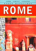 Knopf MapGuide: Rome 1st Edition 9780375711008 0375711007