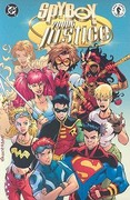 Spyboy/Young Justice 1st edition 9781569718506 1569718504