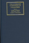 The Cambridge Companion to Vygotsky 1st edition 9780521831048 0521831040