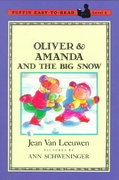 Oliver and Amanda and the Big Snow 0 9780140382501 014038250X