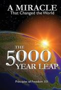 The 5000 Year Leap 0 9780880801485 0880801484