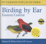 Peterson Field Guides Birding by Ear 1st Edition 9780618225903 0618225900