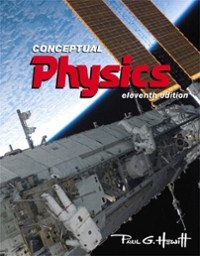 Conceptual Physics 11th edition 9780321568090 0321568095