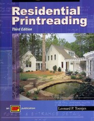 Residential Printreading 3rd Edition 3rd Edition 9780826904669 0826904661