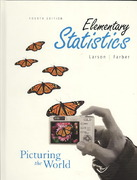 Elementary Statistics: Picturing the World 4th edition 9780136007203 0136007201