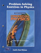Problem-Solving Exercises in Physics 1st Edition 9780130542755 013054275X