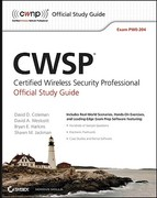 CWSP Certified Wireless Security Professional Official Study Guide 1st edition 9780470438916 0470438916