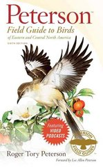 Peterson Field Guide to Birds of Eastern and Central North America 6th Edition 9780547152462 0547152469