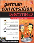 German Conversation Demystified with Two Audio CDs 1st edition 9780071627221 0071627227