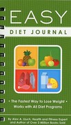 Easy Diet Journal 1st edition 9781934386644 1934386642