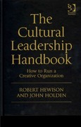 The Cultural Leadership Handbook 1st Edition 9781317036760 131703676X