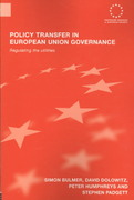 Policy Transfer in European Union Governance 0 9780415543507 0415543509