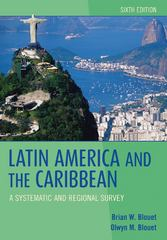 Latin America and the Caribbean 6th edition 9780470387733 0470387734