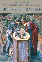 The Longman Anthology of British Literature, Volume 2B 4th Edition 9780205655267 0205655262