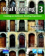 Real Reading 3 1st Edition 9780137144433 0137144431