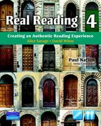 Real Reading 4 1st Edition 9780135027714 0135027713