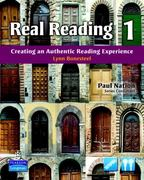 Real Reading 1 1st Edition 9780136066545 0136066542