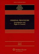 Criminal Procedure 2nd Edition 9780735587809 0735587809