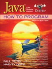 Java How to Program 8th edition 9780136123712 0136123716