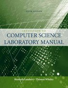Lab Manual for Schneider/Gersting's Invitation to Computer Science 5th edition 9780324788631 0324788630