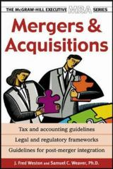 Mergers & Acquisitions 1st edition 9780071435376 0071435379