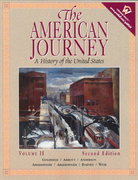 The American Journey 2nd edition 9780130882455 0130882453