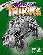 How to Draw Monster Trucks 0 9781429600798 1429600799