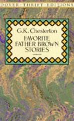 Favorite Father Brown Stories 1st Edition 9780486275451 0486275450