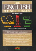 The English You Need to Know 2nd edition 9780764101649 0764101641