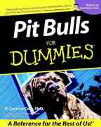 Pit Bulls For Dummies 1st edition 9780764552915 0764552910