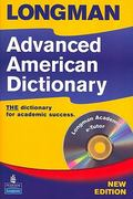 Longman Advanced American Dictionary (paperback), with CD-ROM 2nd Edition 9781405829540 1405829540