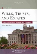 Wills, Trusts, and Estates 3rd Edition 9780735587700 0735587701