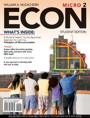 ECON Micro 2 (with Premium Web Site Printed Access Card and Review Cards) 2nd edition 9781439039960 1439039968