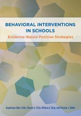 Behavioral Interventions in Schools 1st edition 9781433804601 1433804603
