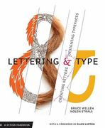 Lettering and Type 1st Edition 9781568987651 156898765X