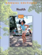Annual Editions: Health 10/11 31st edition 9780078127830 0078127831
