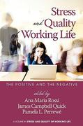 Stress and Quality of Working Life 0 9781607522003 1607522004