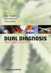 Dual Diagnosis 1st Edition 9781405180092 1405180099