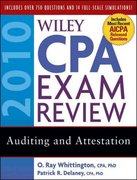 Wiley CPA Exam Review 2010, Auditing and Attestation 7th edition 9780470453490 0470453494